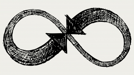 reverberation: Infinity symbol
