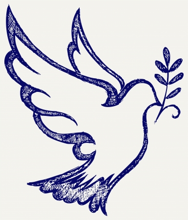 dove of peace: dove symbol