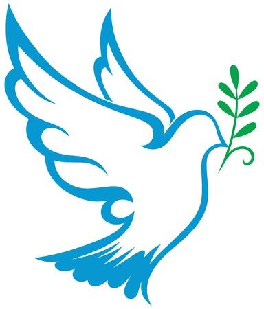 colomba della pace: colomba simbolo