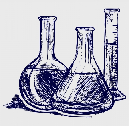 pharmaceuticals: Laboratory glassware