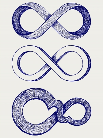 infinity symbol: Infinity symbol