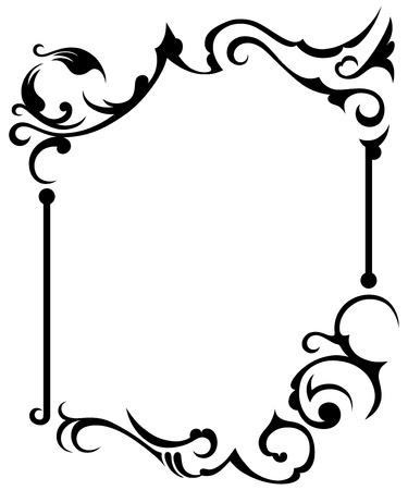 espelho: Elementos de design vintage