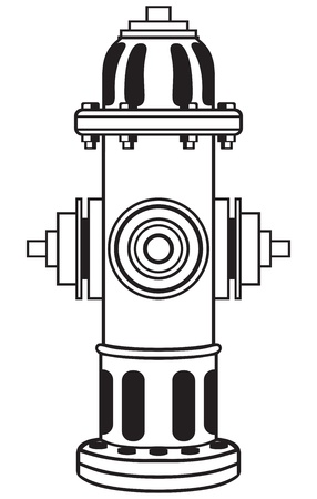 firefighting: Fire Hydrant  Symbol