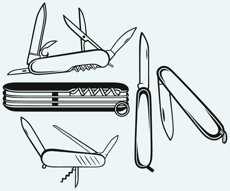 cuchillo: navaja