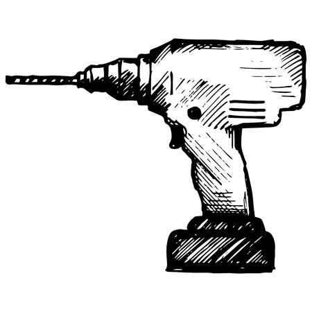 scratchy: Cordless drill