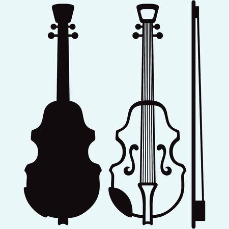 바이올린 현악기 스톡 콘텐츠 - 63112488
