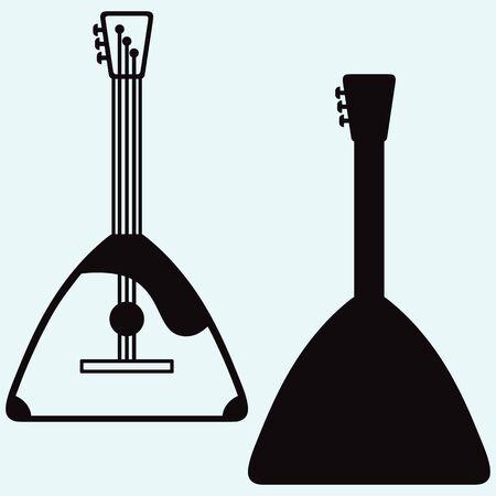 발라 라이카 악기 현악기 스톡 콘텐츠 - 63112493