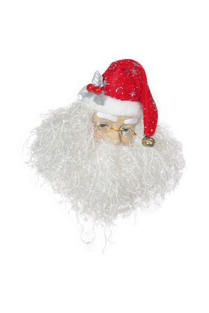 Santa Claus on a white background Stock Photo - 4036607