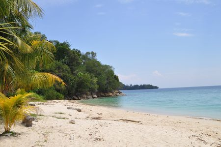 Paradise beach, Malaysia Stock Photo - 5533366