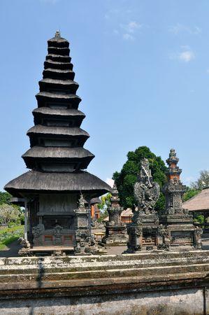 taman: Taman Ayun Mengwi Temple, Bali, Indonesia Stock Photo