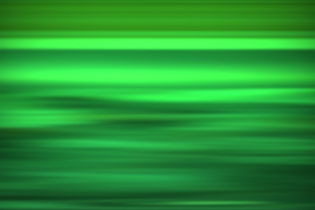 Abstract green wave background  photo