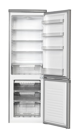 Two door refrigerator photo