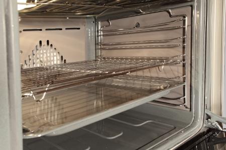 convection: L'interno di un forno