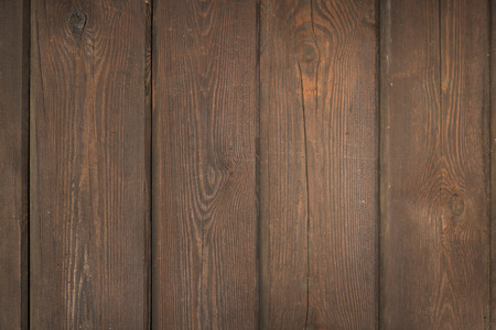 Brown wood plank wall texture background photo