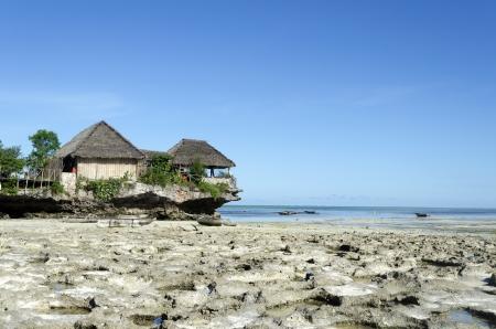 Nungwi beach, Zanzibar, Tanzania, Africa photo
