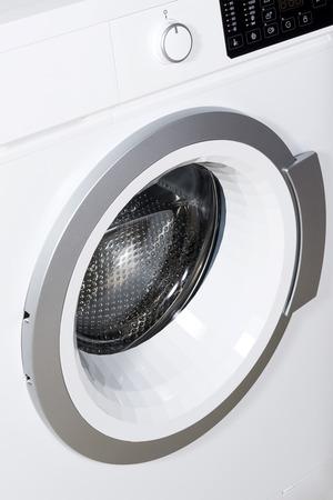 v cycle: Datail of washing machine