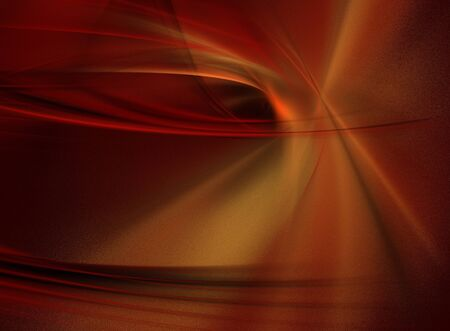 photographic effects: Abstract shapes made of fractal textures. Stock Photo