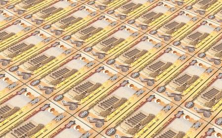 united arab emirates: United Arab Emirates dirhams bills stacks background. Stock Photo