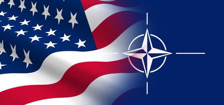 north atlantic treaty organization: The concept of political relationships the United States with NATO.