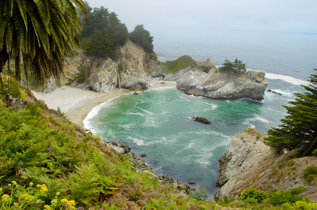 mcway: McWay Falls, Pacific Coast Highway, California