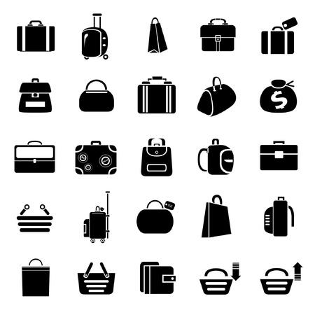bags set Stock Vector - 20227629