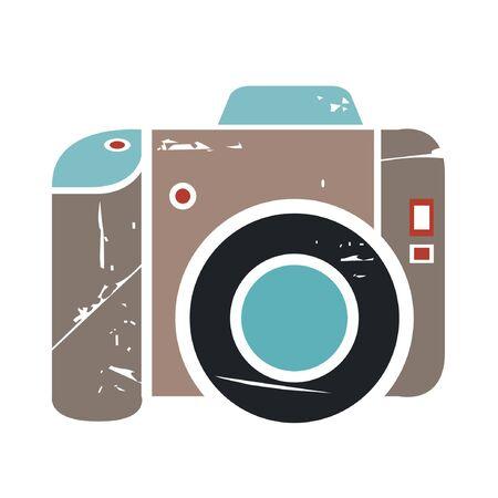 abstract aperture: camera, vintage camera