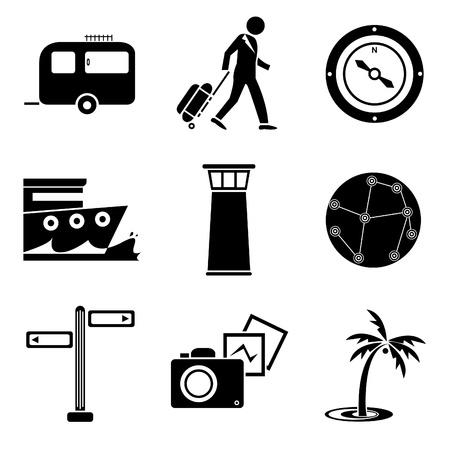 relent: vacanza insieme  Vettoriali