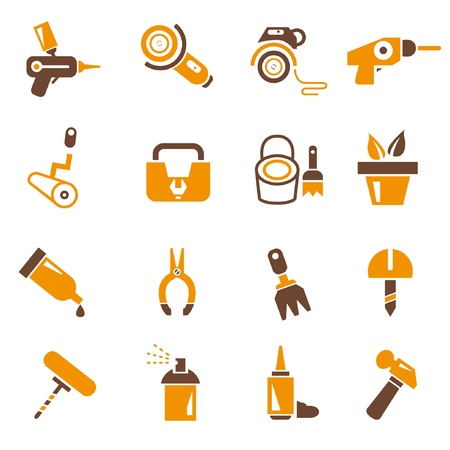 reamer: garden gadget, tools set