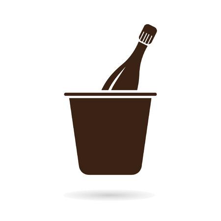 potation: beer Illustration