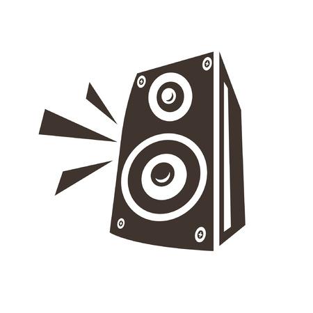 music loudspeaker: speaker