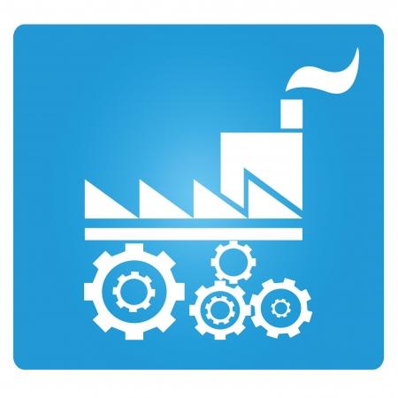 factory Stock Vector - 22645271