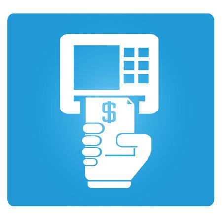automatic transaction machine: Cajero automático, máquina de hacer dinero
