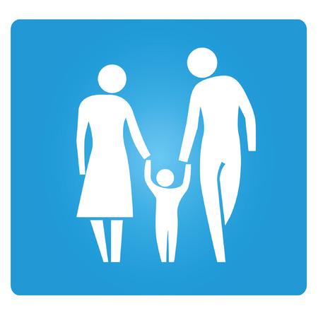 family Stock Vector - 22786097