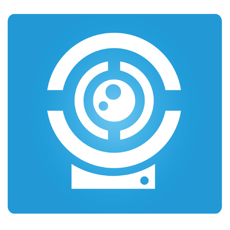 chat button: record symbol