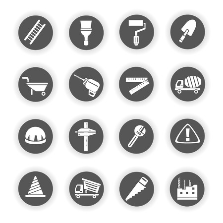 structuring: construction icons