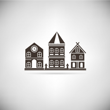 burgh: building Illustration