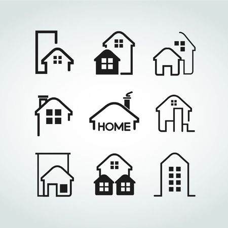 home icon: home