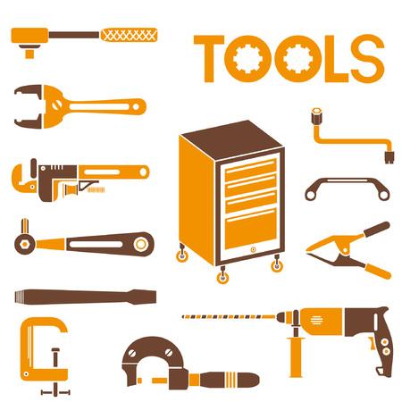 reamer: tools Illustration