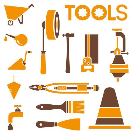 herramientas de mecánica: instrumentos