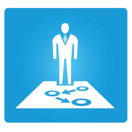 stratagem: strategy symbol