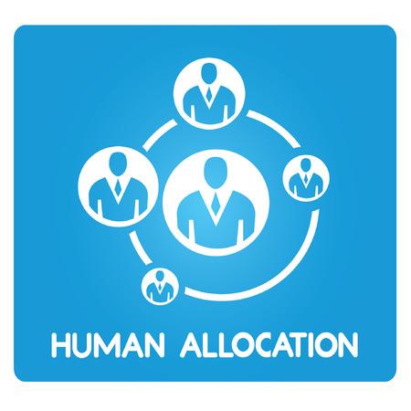 allocation: human allocation