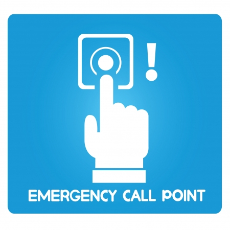 predicament: emergency call point