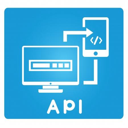 API, application programming interface Vector