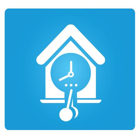 reloj de pendulo: reloj de péndulo