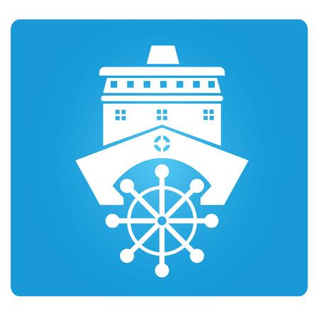 coffer: marine sign Illustration