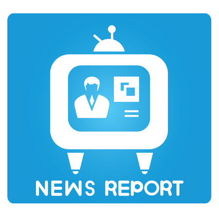 apprise: news report Illustration