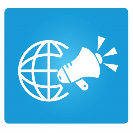 globális kommunikációs: hangszóró, globális kommunikáció
