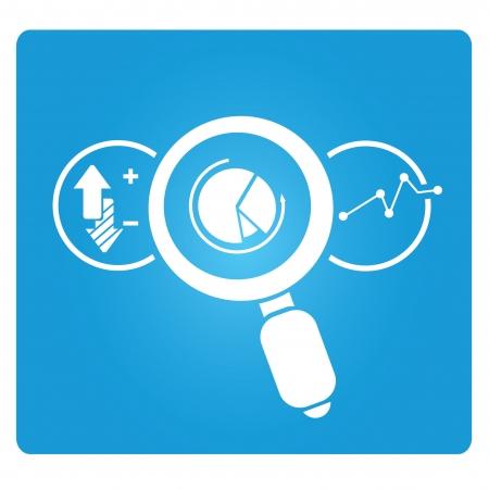 deliberation: marketing analysis symbol