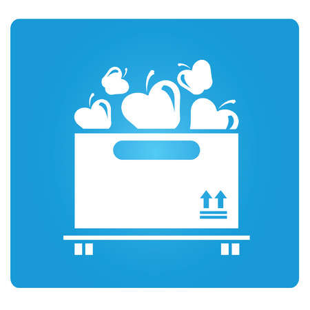 tillage: productos agr�colas s�mbolo