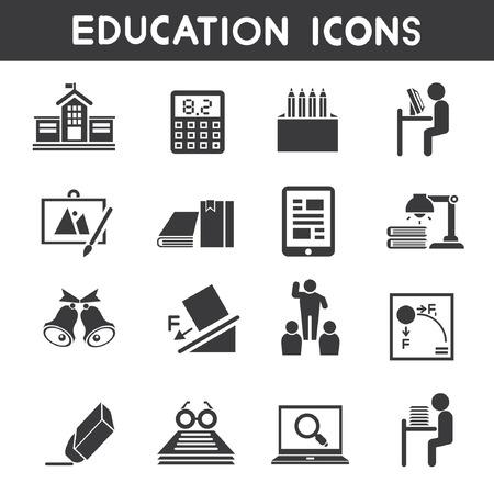 iconos educacion: los iconos de la educaci�n